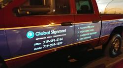 GSM Company Truck