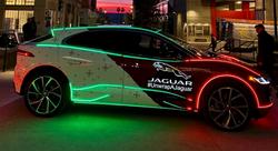 Jaguar I-Pace X-mas