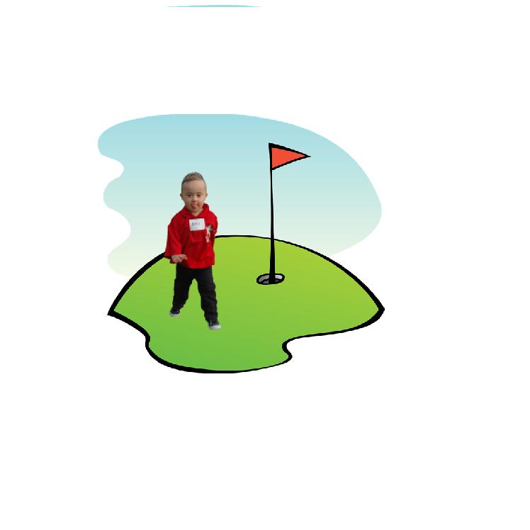 Behr Down - Tee Up Golf Tournament