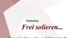 Frei solieren: Modales System Teil 1
