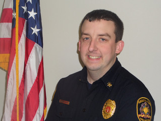 Fire Chief Selected for Goshen and Pleasant Hill Fire Districts