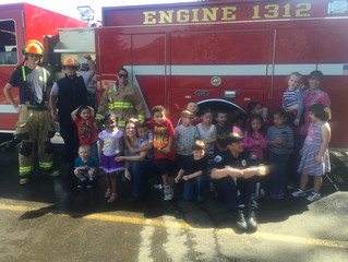 Fire Safety with LCC Daycare