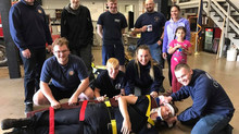 Firefighters Complete Emergency Medical Responder Course