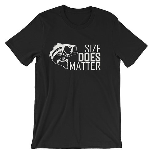 """""""Size Does Matter"""" Men's Tee"""