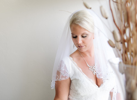 Kacie + John | St. Augustine Beach Wedding