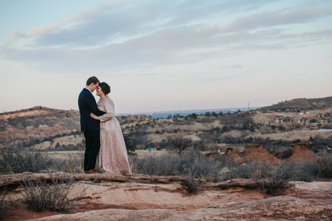 Chelsea + Rick | Willow Ridge Manor, Red Rocks Wedding