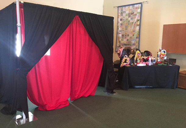The Bloom Box Photo Booth