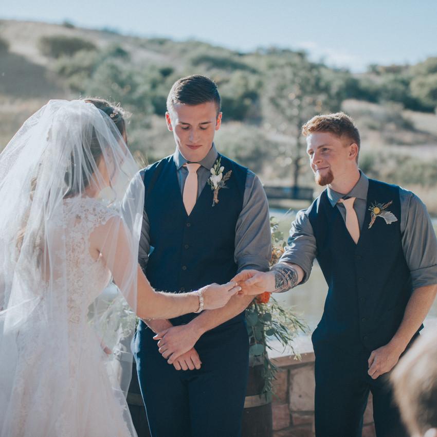 Castle Rock Wedding