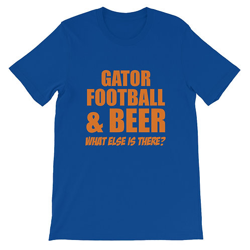 "Florida ""Gators and Beer"" Shirt *Unisex"