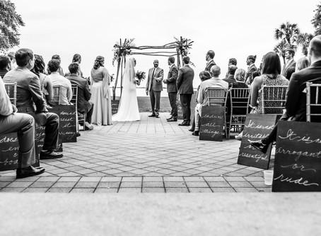 Carolina + Sean | The Powel Crosley Estate Wedding, Sarasota, Florida