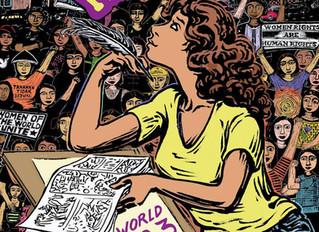 Issue #50 Shameless Feminists!