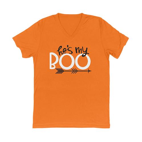 He's My Boo - Orange