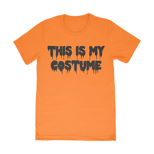 This Is My Costume Short Sleeve T-Shirt