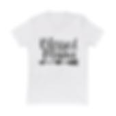 BellaCanvas-3415 V Neck T Shirt-F3-Bless