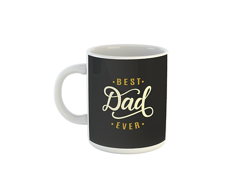Best Dad Ever - Fathers Day Mug