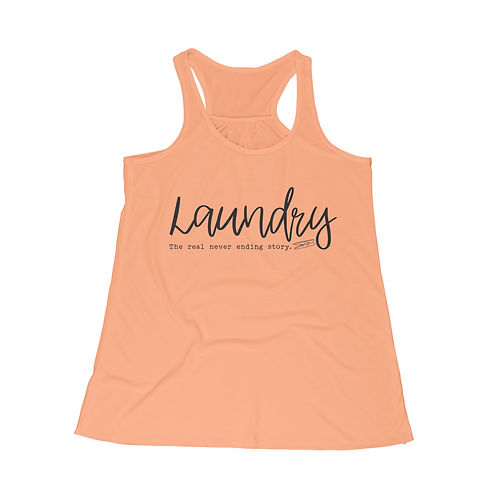 Laundry Racerback