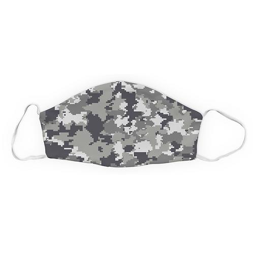 Camo Pixel Military Gray