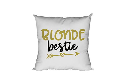 Blonde Bestie Pillow Case
