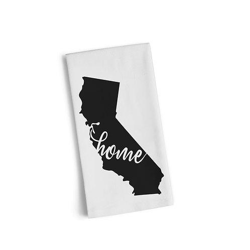 California Home Flour Sack
