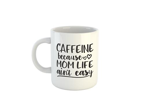 Caffeine Because