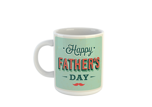 Marquee - Fathers Day Mug