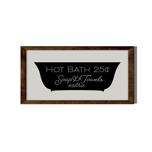 Hot Bath Extras