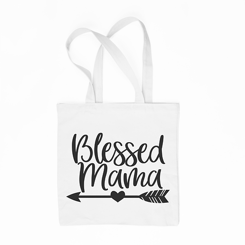 Bless Mama Tote Bag