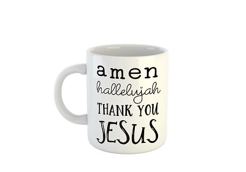 Amen Mug