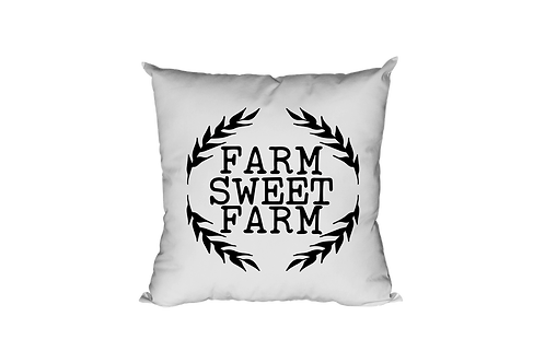 Farm Sweet Farm Pillow Case