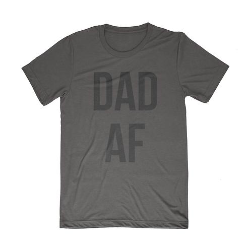 Dad AF - Black