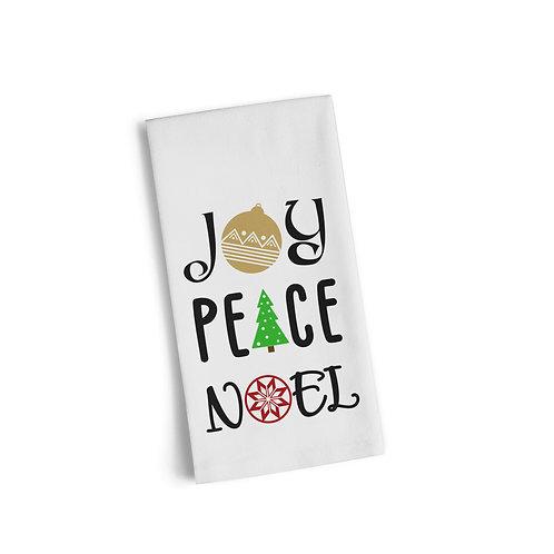 Joy Peace Noel