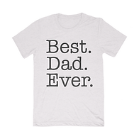 3413 T-Shirt - Best dad ever - athletic