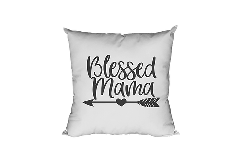 Blessed Mama Pillow Case