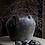 Thumbnail: Kruik zwart terracotta