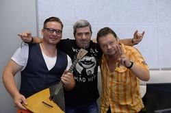 С Михаилом Шахназаровым