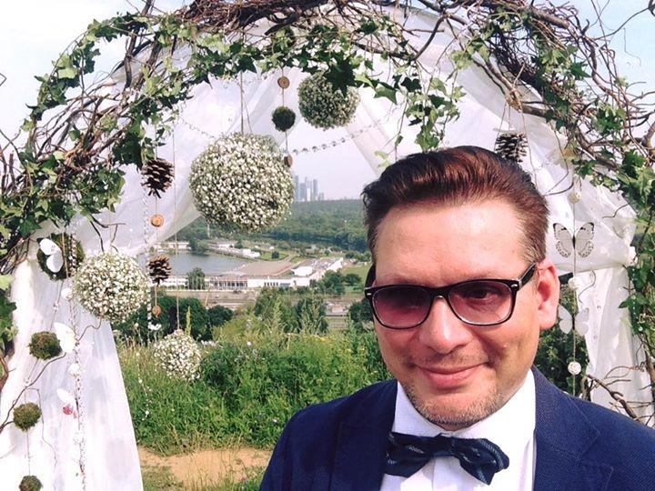 Ведущий на свадьбу, корпоратив, Новы
