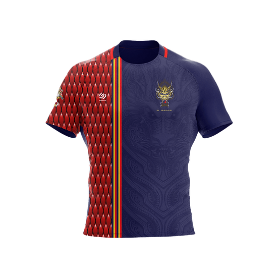 5 REME RUGBY SHIRT-SHIPS SEPTEMBER