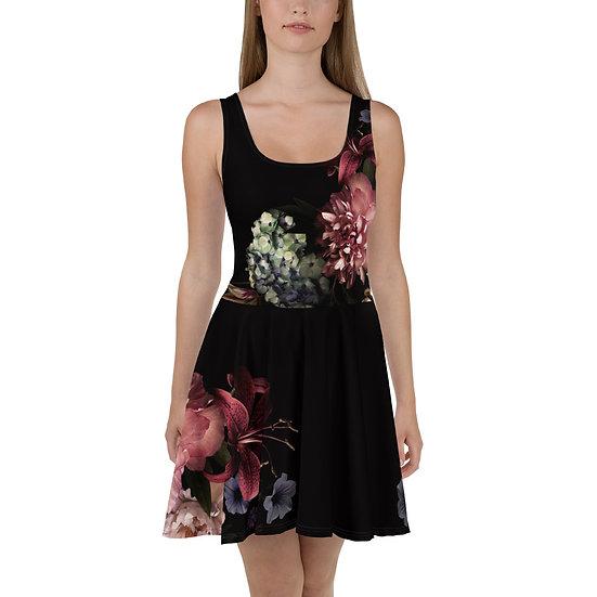 Silhouette Skater Dress