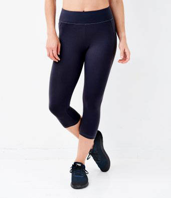 Capri Slimline CoolFit™ leggings 3/4
