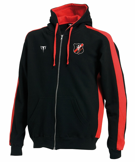 Titan Zip Hooded Sweatshirt
