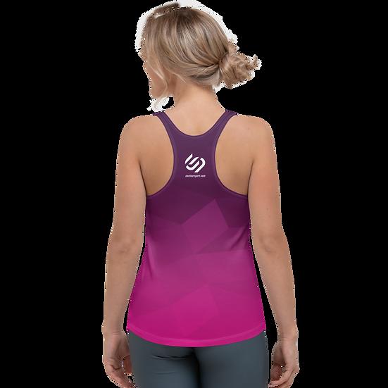 Plum Prism Workout vest