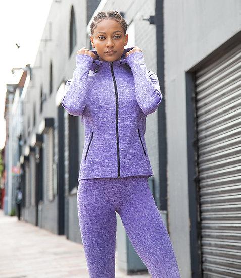 Ladies Lightweight Running Hoodie