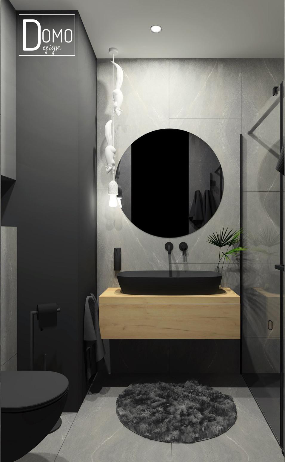 Łazienka w mieszkaniu, Tychy