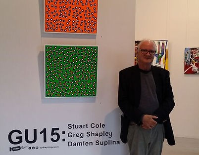 Stuart Cole GU15 Artsite Gallery