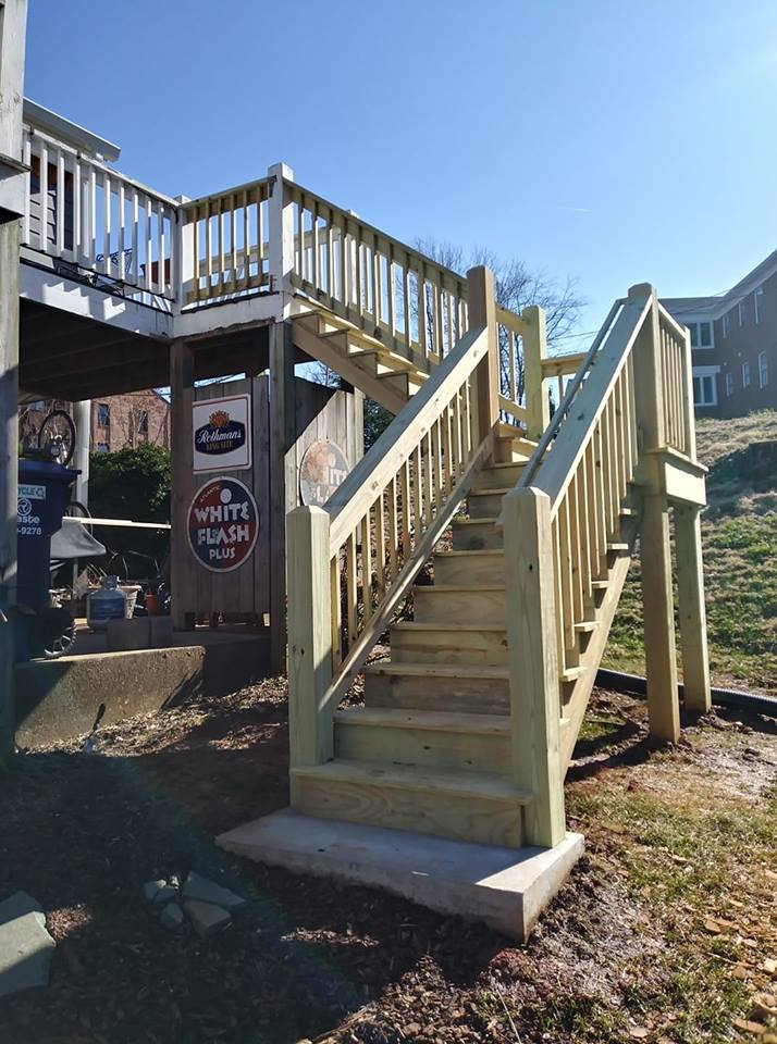 Stair remodel done