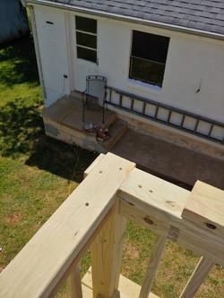 Better railing corners