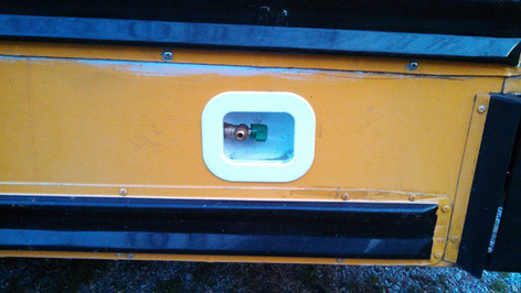 Repurposed ice maker valve