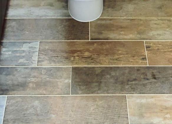 flooring tile effect