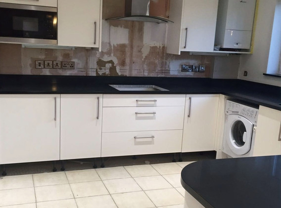 Full kitchen installation