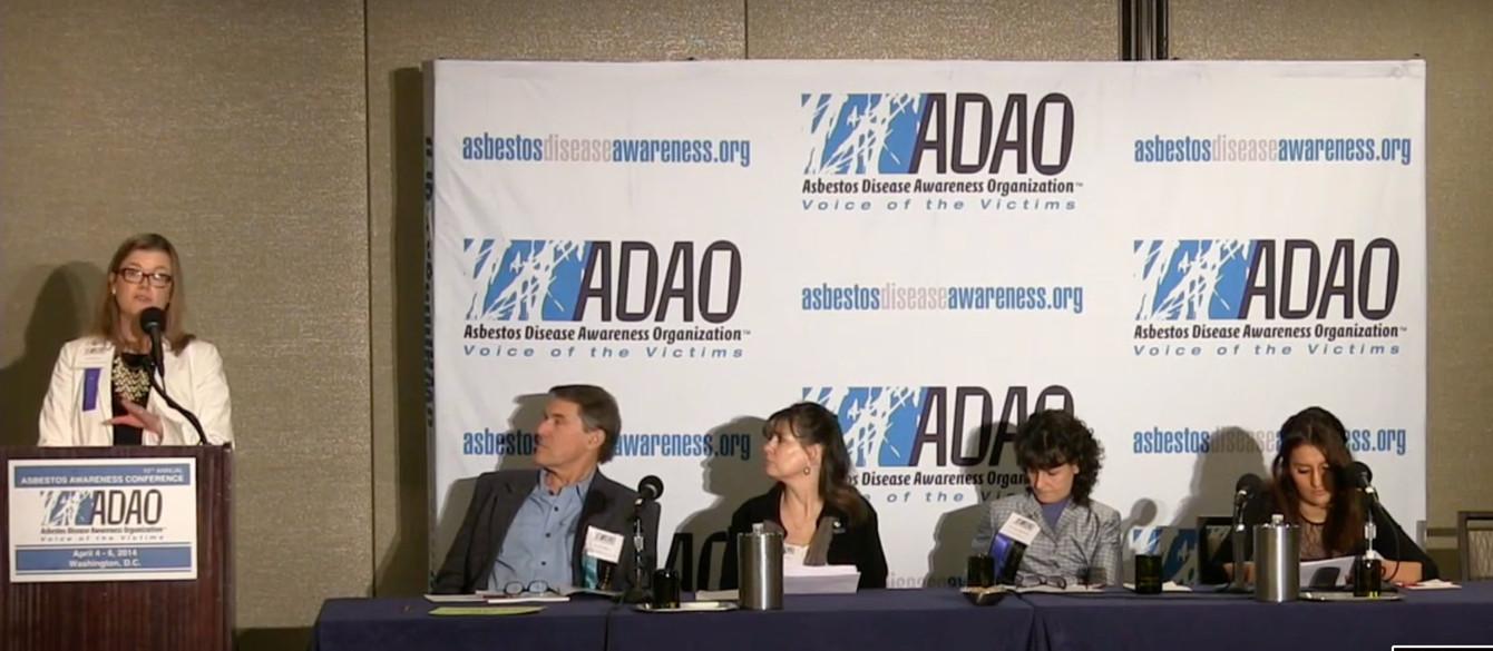 ADAO - Asbestos Talk